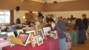 Craft and Collectables Market under way
